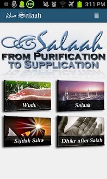 Prayer (Salah) - Start to End-1