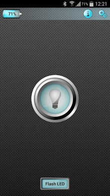 Smart Flashlight App-1