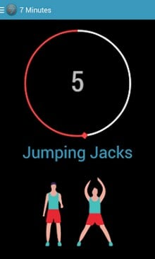 7 Minute Workout App-1