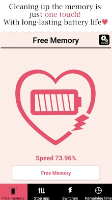 Kawaii Battery Saver & Widget-1