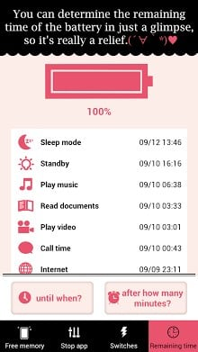 Kawaii Battery Saver & Widget-2