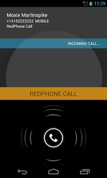RedPhone - Secure Calls-1