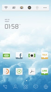 Sky dream dodol theme-1