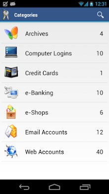 aWallet Password Manager-2