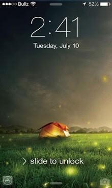 Firefly Lock Screen-1