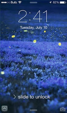 Firefly Lock Screen-2