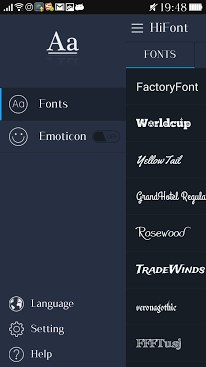 HiFont - Cool Font Text Free | APK Download for Android