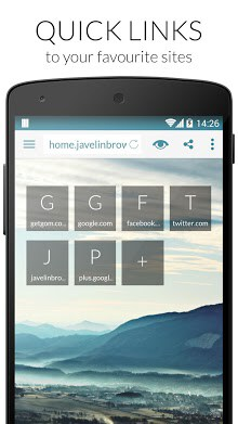 Javelin Browser-1