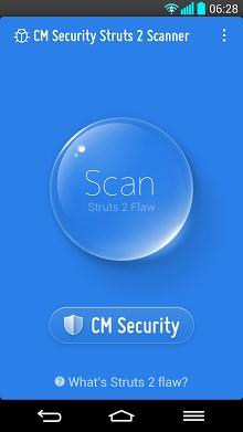 Struts 2 Web Server Scanner-1