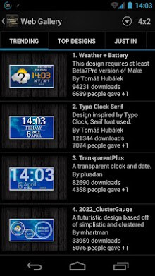Thousand Clock Widgets-2