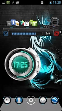 Zenith Next Launcher Theme-1