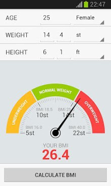 BMI Weight Calculator-2