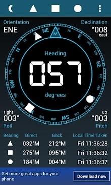 Field Compass Holo-1