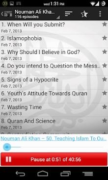Nouman Ali Khan Lectures-1