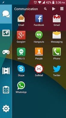 Flat Smart Launcher Theme | APK Download for Android