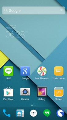 Android Lollipop Dodol Theme-1