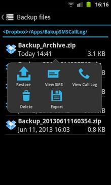 SMS & Call Log Backup-2