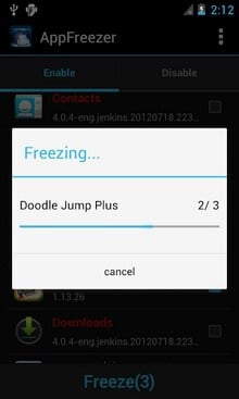 App Freeze APK for android | APK Download for Android