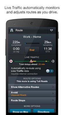 Genius Maps - Offline GPS Navigation-2