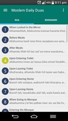 Muslim Daily Duas-1