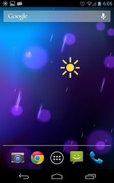 Nexus Flashlight Widget-2