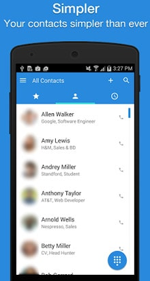 Simpler Contacts + Dialer APK Download for Android