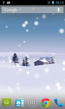 Snow Live Wallpaper-1