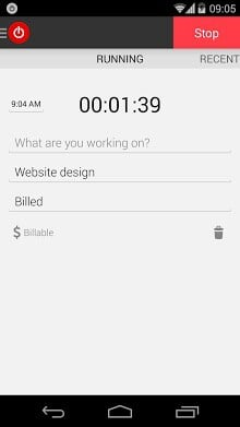 Toggl Time Tracker-2