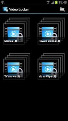 Video Locker - Hide videos-2