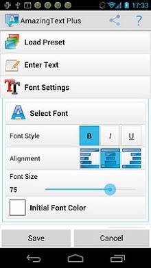 AmazingText FREE - Text Widget-2