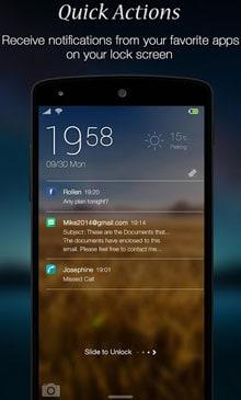 FingerFeed-Lock-Screen-1