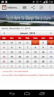 Indonesia Calendar-1