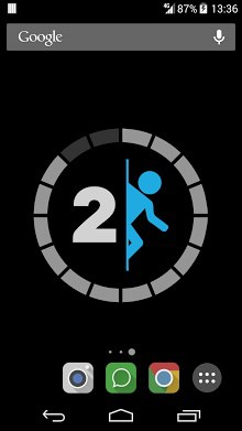 Portal 2 Battery Wallpaper-2