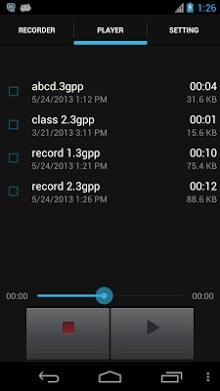 Sound Recorder& Voice Recorder-2
