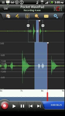 WavePad Audio Editor Free-1