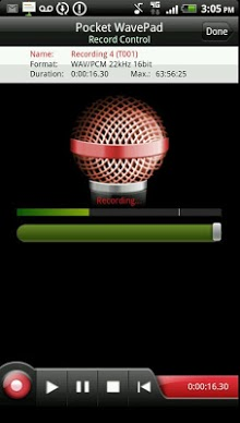 WavePad Audio Editor Free-2