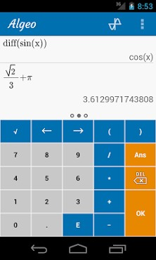 Algeo Graphing Calculator-1
