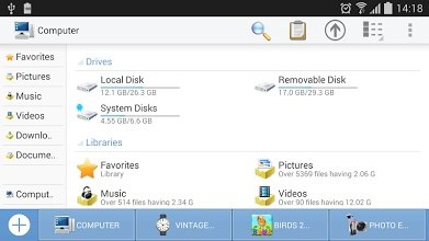 Computer File Explorer APK Download for Android