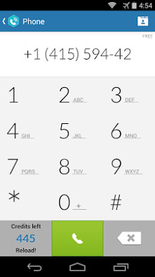 FreeTone Free Calls & Texting APK Download for Android