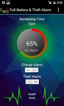 Full Battery & Theft Alarm-1