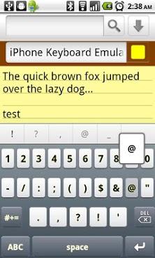 Keyboard Emulator FREE-2