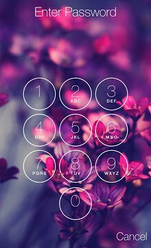 Keypad Lock Screen-1