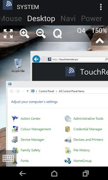 TouchRemote - PC Remote-1