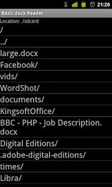 Basic docx Reader-1