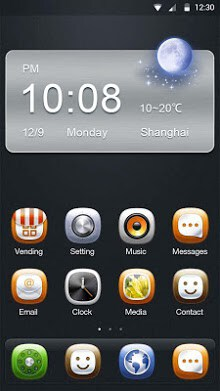 Business Hola Launcher Theme-1