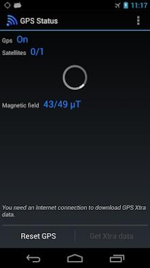 GPS Status Test & Fix-2