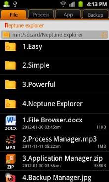 Neptune File Explorer-1