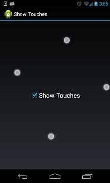 Show Touch Indicators-1