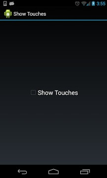 Show Touch Indicators-2