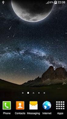 Star Night Live Wallpaper-2